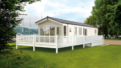 BPHF Holiday Home Lakeside Image